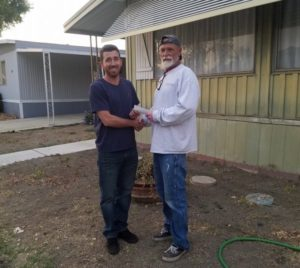Mobile home buyer and seller